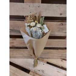 Trockenstrauss myflower weiss