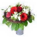 Blumengruss  Mit Liebe