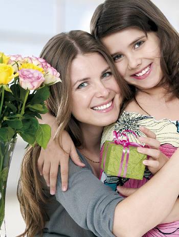 Muttertag der wichtigste Blumentag